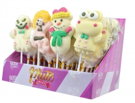FINE MARSHMALLOW POPS by PLUTO SWEETS (GALLERIE)